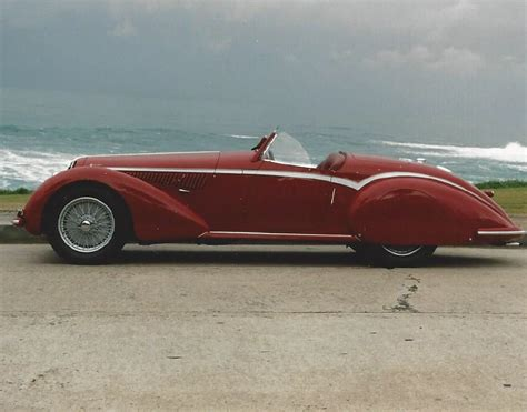Alfa Romeo 8c 2900b For Sale At Talacrest