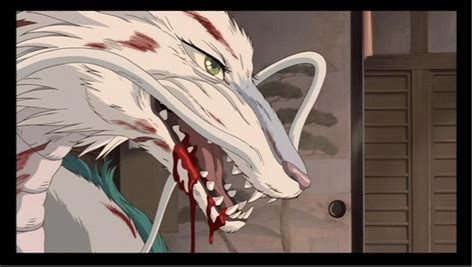 Spirited Away Haku Wallpaper Haku In Dragon Form From Spirited Away By Rebekah Elizabeth On Deviantart