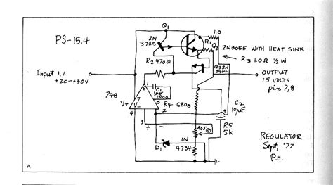 draw schematic diagrams