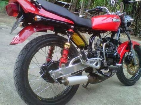 Yamaha Rx Spesial Modifikasi by Motor Trend Modifikasi Modifikasi Motor Yamaha Rx