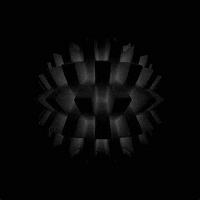Cool Gifs Loop Infinite Looping Psychedelic Monochrome