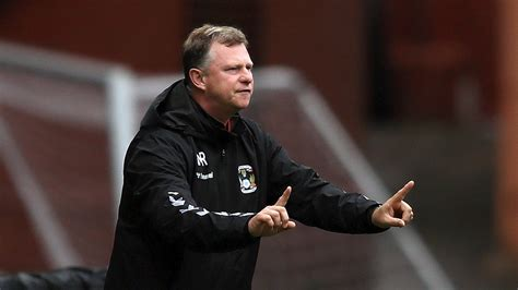 INTERVIEW: Mark Robins Rangers Reaction - News - Coventry City