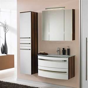 Waschtisch Set Mit Spiegelschrank : badezimmerm bel set frekoma mit spiegelschrank ~ Bigdaddyawards.com Haus und Dekorationen