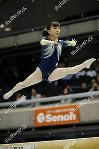 Asuka Teramoto Artistic Gymnastics Editorial Stock Photo ...