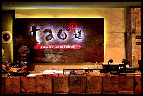cuisine las vegas tao restaurant