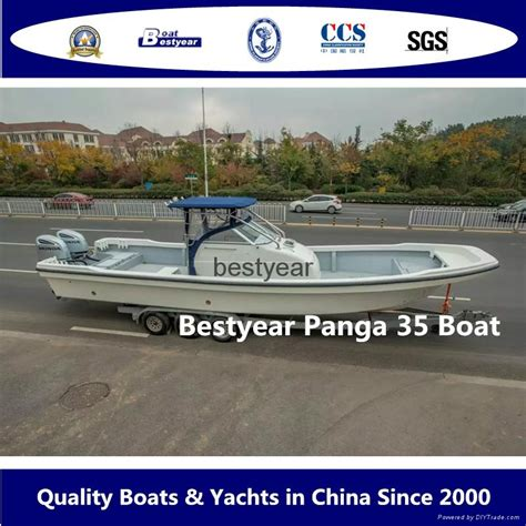 Large Fishing Boat Manufacturers by Large Panga 35 Fishing Boat China Manufacturer