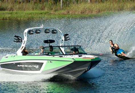 Quintrex Wake Boat by Crossover Boats Delivering The Perfect Wake Boatmags