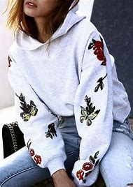 Switzerland Butterfly Sweatshirt Hoodie