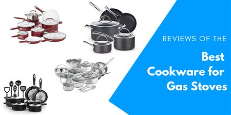 gas stoves cookware