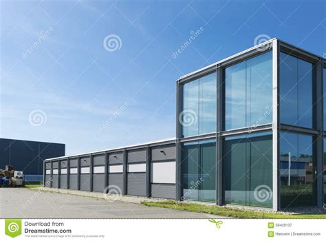 warehouse office design modern industrial building stock image image of business Modern