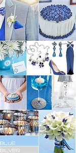blue sliver wedding colour blue silver wedding theme With blue and silver wedding ideas