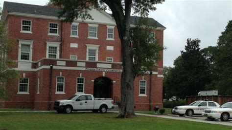 pender county courthouse hampstead annex undergoing repairs post florence
