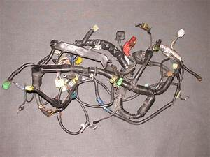 87 88 89 Toyota Mr2 Oem 4age Engine Wiring Harness  T