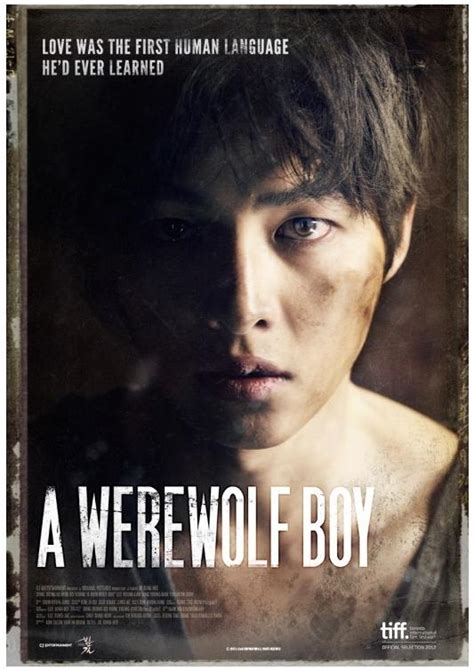 werewolf boy feral cityonfire re theatrical poster