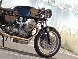 Racing Caf U00e8  Moto Guzzi Sp 1000 By Htmoto