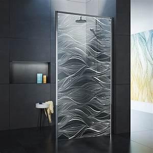 Duschwand Mit Motiv : duschabtrennung glas mit motiv die sch nsten einrichtungsideen ~ Sanjose-hotels-ca.com Haus und Dekorationen