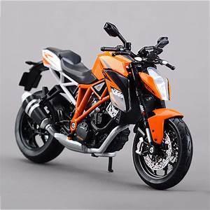 KTM 1290 SUPER DUKE R motorcycle model 1 12 scale models