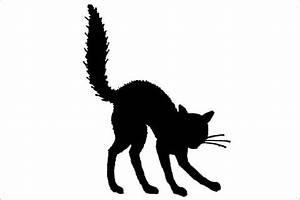 Halloween Black Cat Clip Art - Cliparts.co