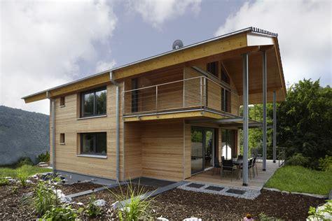 Holzfassade Lange Lebensdauer by Holzfassaden Aus Robinie Kastanie Oder L 228 Rche S 228 Gewerk