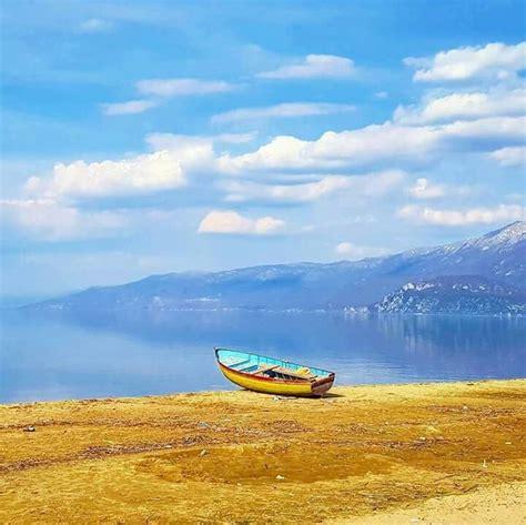 Liqeni i Pogradecit.   Albania, Pictures, Travel