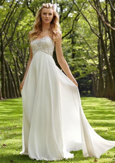 simple casual wedding dresses  fashion trends styles