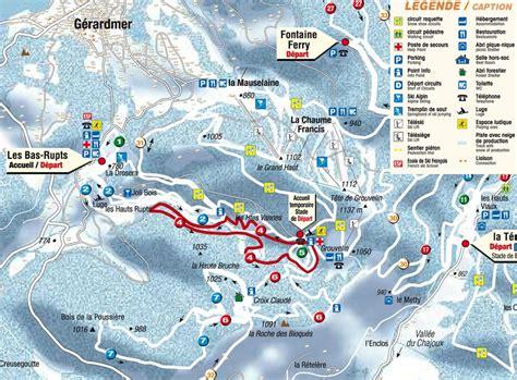 vannes chambres d hotes itinéraires ski de fond hautes vannes gérardmer hautes