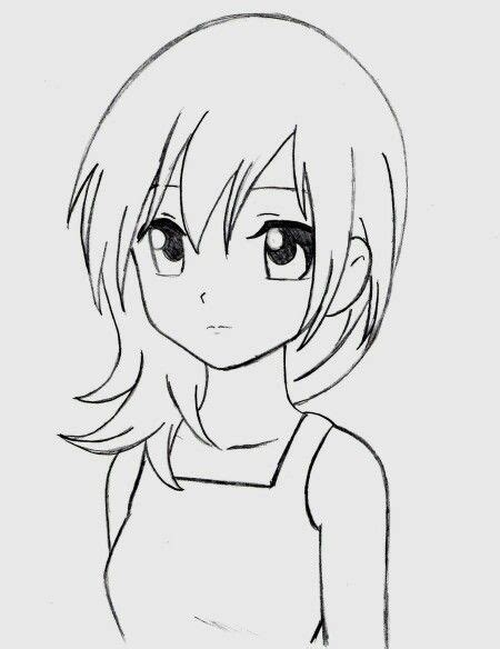 Anime drawing tutorials for beginners step by step. Pin on Drawings
