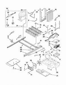 Kitchenaid Superba Refrigerator Parts Manual