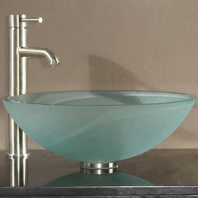 glass kitchen sink reviews avanity tempered glass vessel bathroom sink reviews 3798