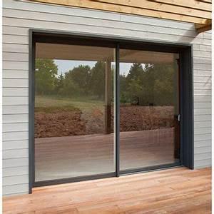Baie Vitrée Sur Mesure : baie vitree alu ~ Edinachiropracticcenter.com Idées de Décoration