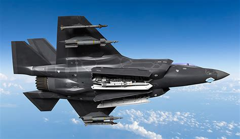 Raytheon: Arming the F-35 - Raytheon adds firepower to the ...