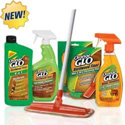 orange glo total hardwood care 29 95 as seen on tv