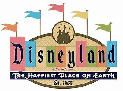 Disneyland Happiest Earth Place Disney Sign Puzzle