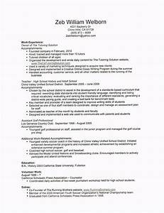 home economics teacher resume example resume examples high With private resume writer