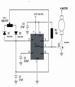 24vdc Foot Pedal Speed Control