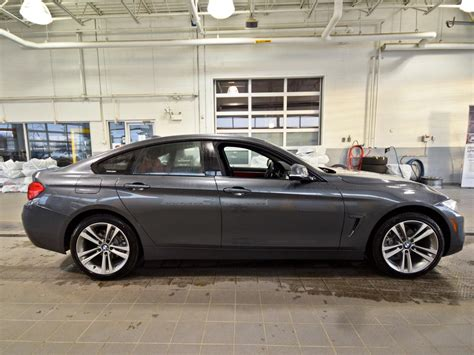 pre owned  bmw  xdrive gran coupe coupe