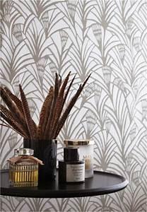 Papier Peint Salle De Bain : deco de salle de bain design 4 papier peint art d233co ~ Dailycaller-alerts.com Idées de Décoration