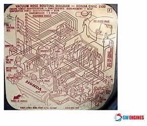 Honda Civic Engine Diagram  Swengines