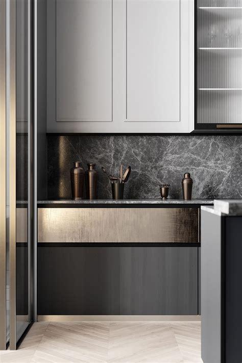 26+ Amazing Kitchen Interior Neoclassic