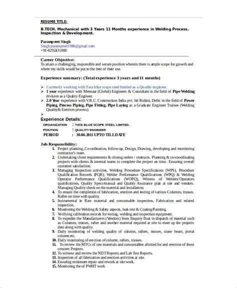 Resume Sle Editable by Pwn The Sat One Way To Write A Essay Pipe Fitter