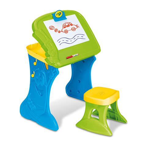 Crayola Creativity Wooden Table And Chair Set by Grow N Up