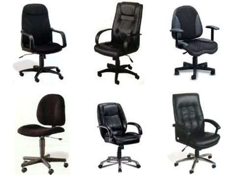 different types of office chairs that s right for you