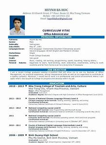 Simple job resume jennywasherecom for Create professional resume online