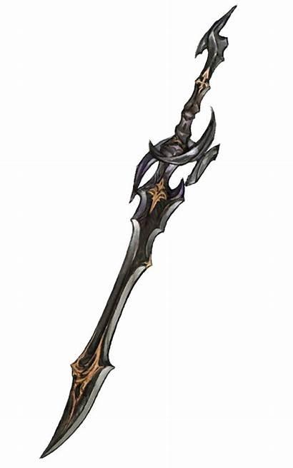 Fantasy Weapons Weapon Concept Knight Dark Sword
