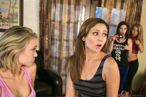 Ariana Marie Jenna J Ross Kota Skye And Alina West