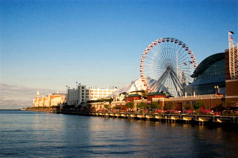 Top Attractions Of Chicago