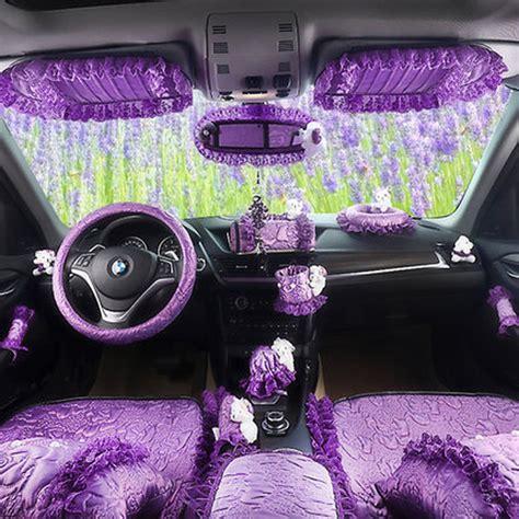 purple jeep interior purple car interior decoration accessories for women girls