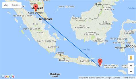 malaysia  bali map browse info  malaysia  bali