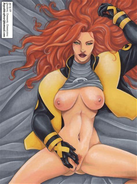 Jean Grey 02 New X Men Unclothed By Vp1940 Hentai