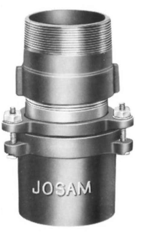 Josam Pvc Floor Drains by Js26200 Josam 26200 Expansion Joint By Commercial